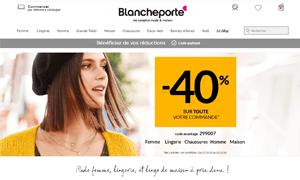 Promo Blanche Porte