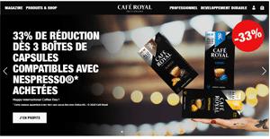 Promo Café Royal