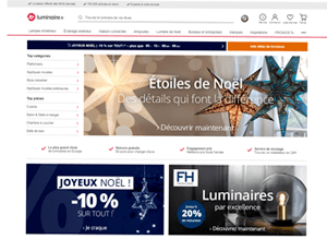Promo Luminaire.fr
