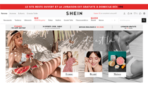 Code reduc Shein