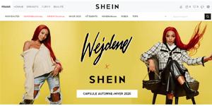 Promo Shein